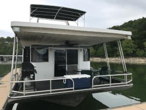 The Heron Houseboat - 3